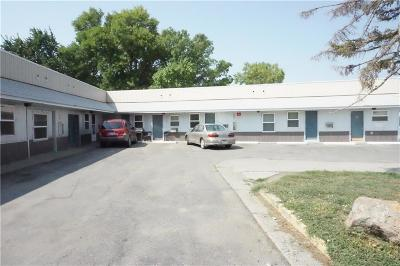 Laurel Multi Family Home For Sale: 310/320 W Main St