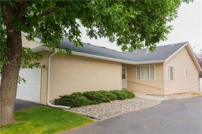 Billings Condo/Townhouse For Sale: 626 S 38th Street W #34