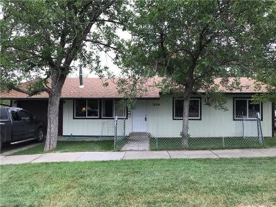 Single Family Home Contingency: 306 4th Street W