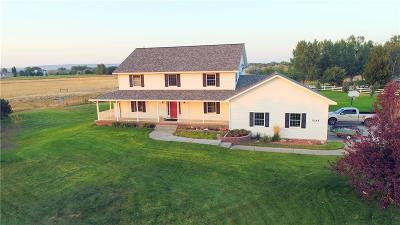 Single Family Home For Sale: 5245 Staton Drive
