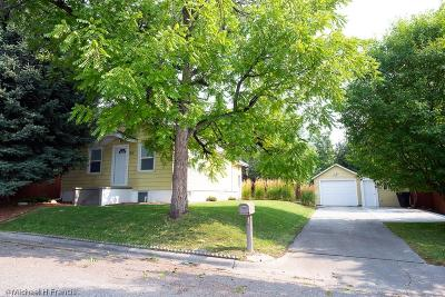 Yellowstone County Single Family Home Contingency: 915 N 19th Street