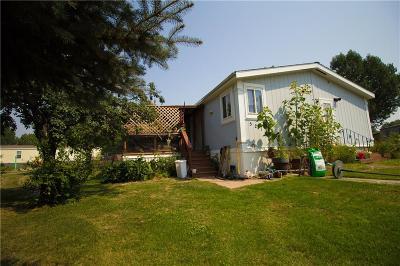 Single Family Home For Sale: 521 Finley Cir