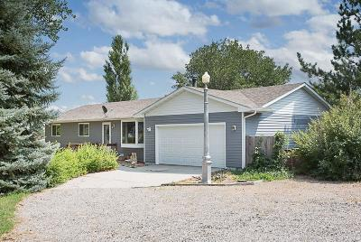 Huntley Single Family Home Contingency: 866 W I Road