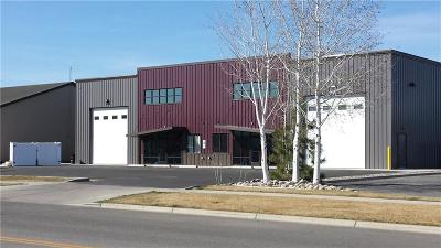 Commercial Contingency: 2601 Overland Ave, Suite 1 (Lease Only)