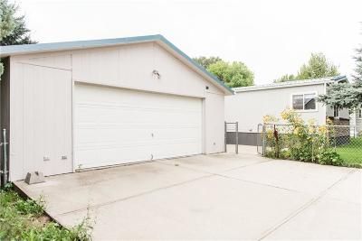 Billings Single Family Home Contingency: 216 Nash Ln