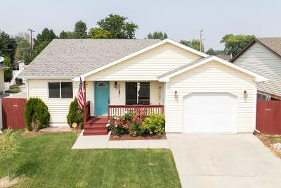 Single Family Home Contingency: 4437 Lux Avenue