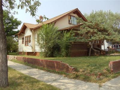 Single Family Home For Sale: 703 W 2nd Street