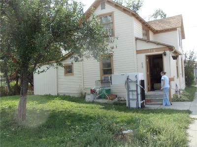 Single Family Home For Sale: 116 2nd Avenue E