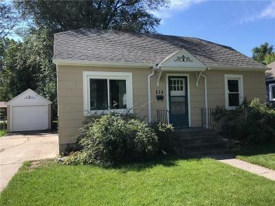 Single Family Home Contingency: 514 Alderson Ave