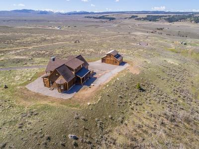 Single Family Home For Sale: 55 Elk Meadows Ranch Road