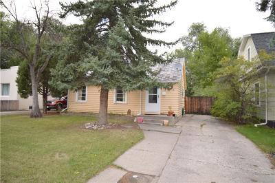 Billings Single Family Home For Sale: 723 Howard Avenue