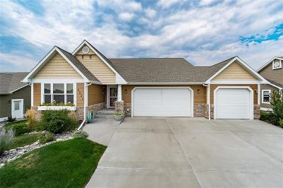 Single Family Home Contingency: 2520 Lake Heights Dr