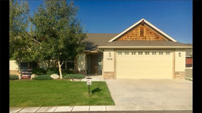 Billings Condo/Townhouse Contingency: 1526 Granite Peak Trail