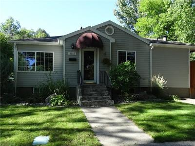 Yellowstone County Single Family Home Contingency: 2523 11th Avenue N