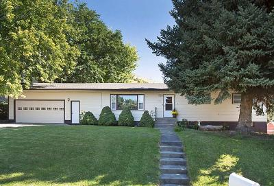 Yellowstone County Single Family Home For Sale: 1111 N 19th Street