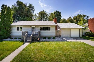 Billings Single Family Home Contingency: 2046 Custer Avenue
