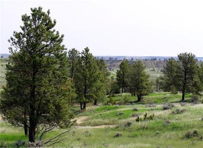 Musselshell County Residential Lots & Land For Sale: Nhn Snowflake Road