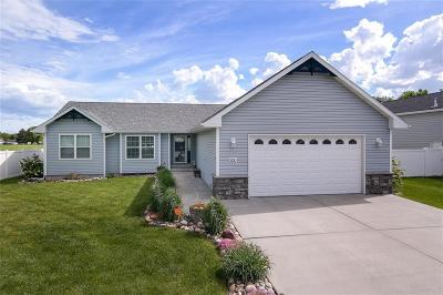 Single Family Home For Sale: 250 Uinta Park
