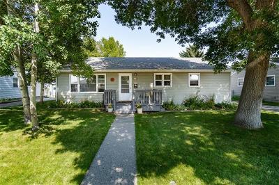 Billings Single Family Home Contingency: 4511 Murphy Avenue