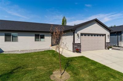 Billings Condo/Townhouse For Sale: 41 Twin Pines Loop