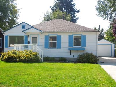 Single Family Home Contingency: 1218 Harvard Avenue