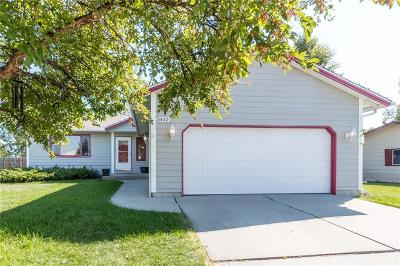 Single Family Home For Sale: 3442 Windmill Circle