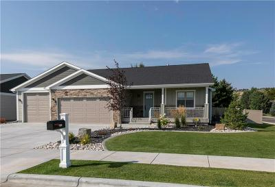 Billings Single Family Home For Sale: 3703 Colton Boulevard