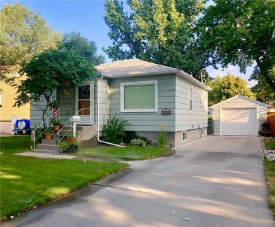 Single Family Home Contingency: 1711 Avenue D