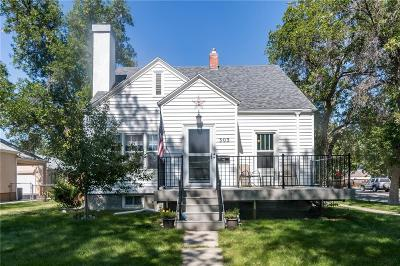 Yellowstone County Single Family Home For Sale: 303 Alderson Ave.
