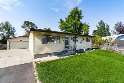 Single Family Home Contingency: 2218 Sumac