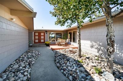Single Family Home For Sale: 5119 Cherokee Trail