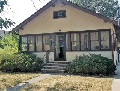 Laurel Single Family Home For Sale: 208 3rd Ave