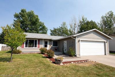 Billings Single Family Home For Sale: 3587 Granger Avenue W