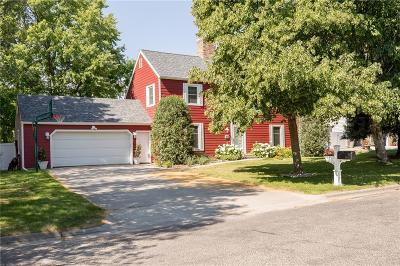 Single Family Home For Sale: 1820 Arcadia Drive