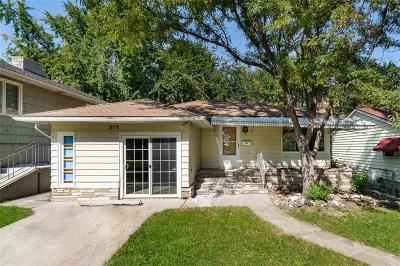 Yellowstone County Single Family Home Contingency: 515 Avenue C