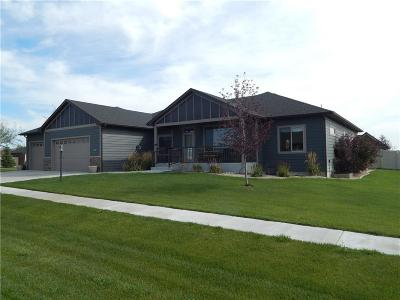 Billings Single Family Home For Sale: 303 Summer Sky Circle