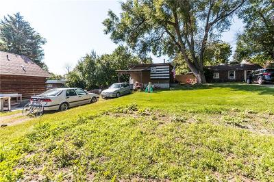 Billings Single Family Home For Sale: 1134 Custer Avenue