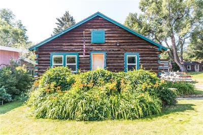 Billings Single Family Home For Sale: 1130 Custer Avenue