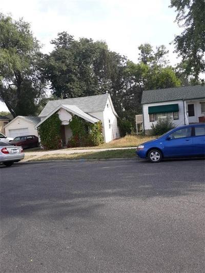 Billings Single Family Home For Sale: 813 N 26th Street N #1