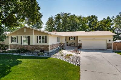 Billings Single Family Home Contingency: 3220 Fairmeadow Drive