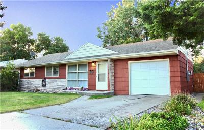 Billings Single Family Home For Sale: 1708 Burlington