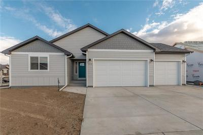 Billings Single Family Home For Sale: 1221 Daylight Lane