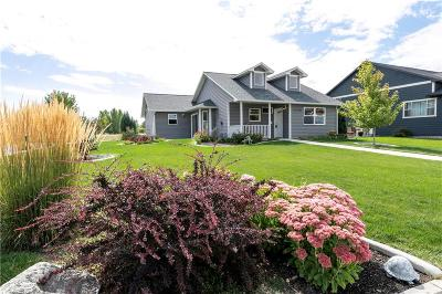 Yellowstone County Single Family Home Contingency: 1528 Mustang Valley Drive