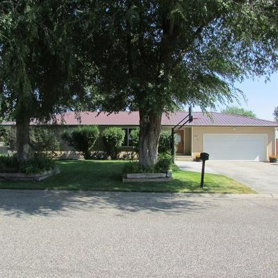 Yellowstone County Single Family Home Contingency: 1823 Dogwood Dr