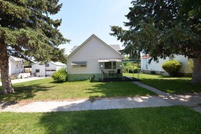 Bridger Single Family Home Contingency: 215 S 3rd Street