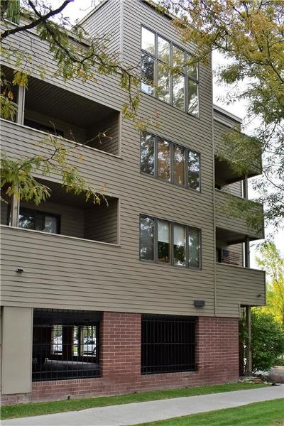 Billings Condo/Townhouse For Sale: 703 N 29th #405