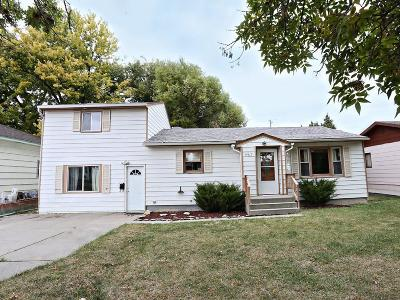 Billings Single Family Home For Sale: 4417 Mitchell Avenue