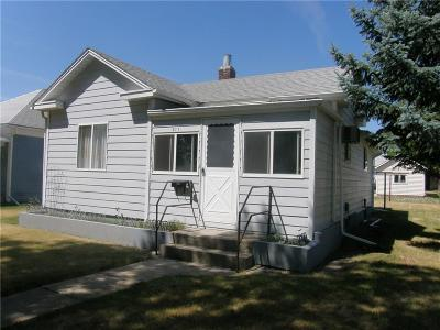 Single Family Home For Sale: 511 2nd Street West