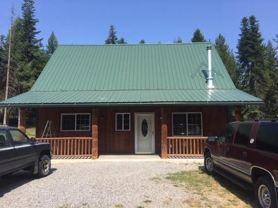 Single Family Home For Sale: 15 Guy Hall Road, Trout Creek