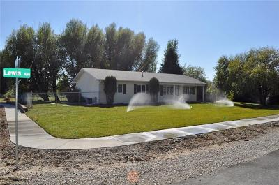 Billings Single Family Home For Sale: 4748 Lewis Ave.